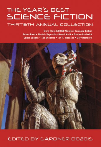 Year's Best Science Fiction: Thirtieth Annual Collection  N/A edition cover