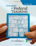 Concepts in Federal Taxation 2016:  23rd 2015 edition cover
