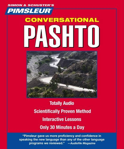 Pashto: Learn to Speak and Understand Pashto With Pimsleur Language Programs  2010 edition cover