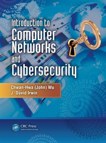 Introduction to Computer Networks and Cybersecurity   2013 edition cover