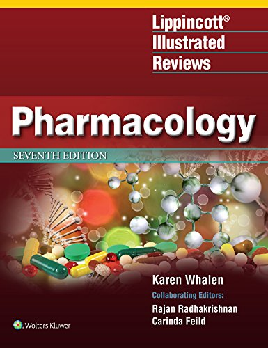 Pharmacology  7th 2019 (Revised) 9781496384133 Front Cover