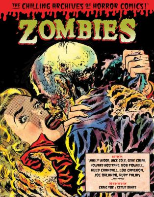 Zombies The Chilling Archives of Horror Comics  2012 edition cover