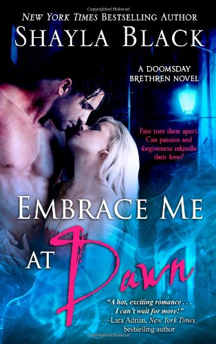 Embrace Me at Dawn  N/A 9781936596133 Front Cover