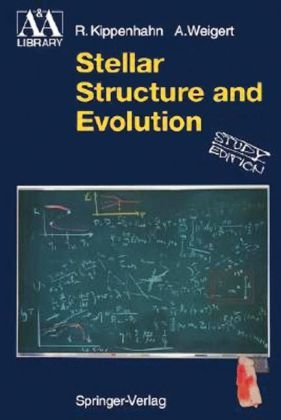 Stellar Structure and Evolution   1990 edition cover