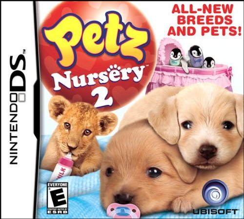 Petz Nursery 2 - Nintendo DS Nintendo DS artwork