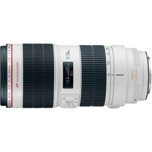 Canon EF 70-200mm f/2.8L IS II USM Telephoto Zoom Lens for Canon SLR Cameras product image