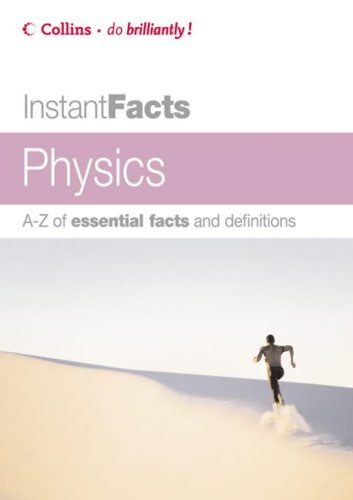 Physics (Collins Instant Facts) N/A edition cover