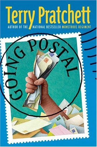 Going Postal   2004 9780060013134 Front Cover
