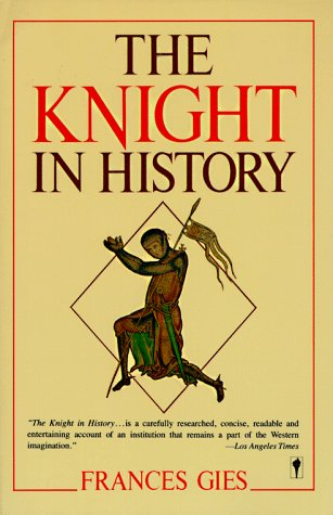 Knight in History   1987 edition cover