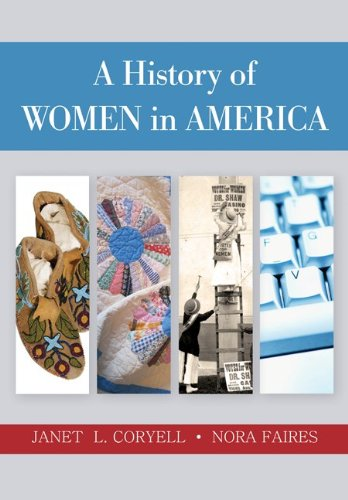 History of Women in America   2012 edition cover