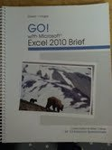 GO! with Microsoft Excel Brief   2011 (Brief Edition) 9780135098134 Front Cover