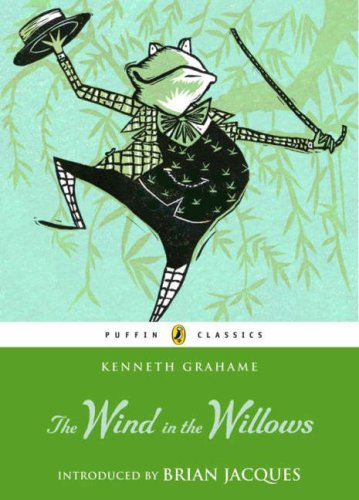 Wind in the Willows   2008 edition cover