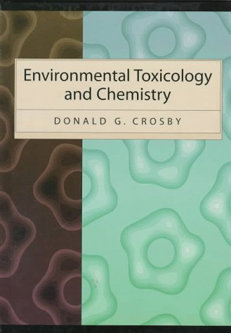 Environmental Toxicology and Chemistry   1998 edition cover