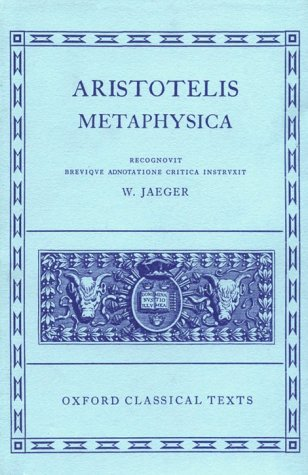 Metaphysica  N/A edition cover