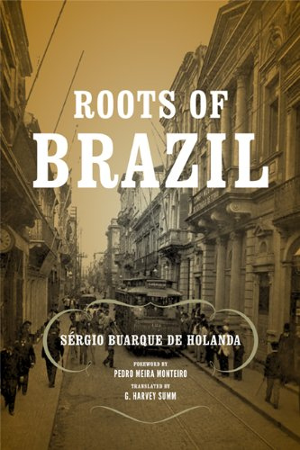 Roots of Brazil Sergio Buarque de Holanda  2012 edition cover