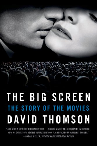 Big Screen The Story of the Movies  2012 edition cover