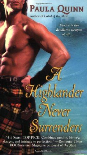 Highlander Never Surrenders   2008 edition cover