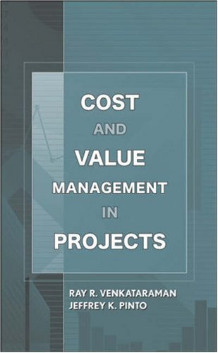 Cost and Value Management in Projects   2008 9780470069134 Front Cover
