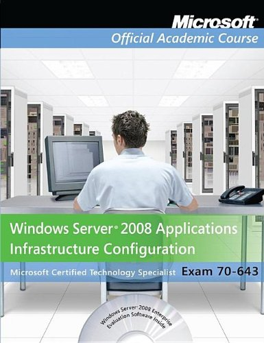 Managing and Maintaining a Microsoft Windows Vista Server Environment, Textbook N/A edition cover