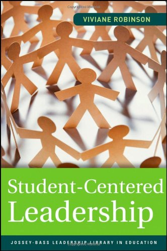 Student-Centered Leadership   2011 edition cover