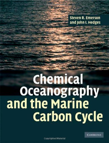Chemical Oceanography and the Marine Carbon Cycle   2008 edition cover