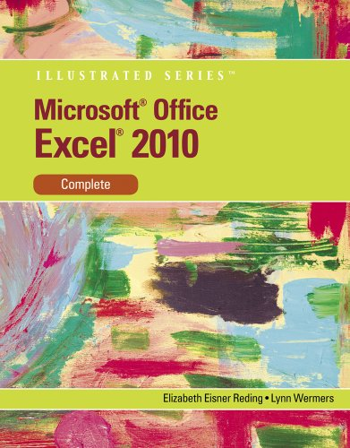 Microsoft� Excel� 2010 Complete  2011 9780538747134 Front Cover