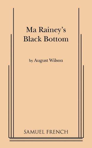 Ma Rainey's Black Bottom   1985 edition cover
