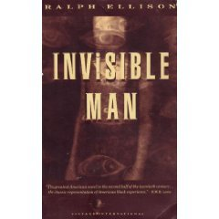Invisible Man  N/A edition cover