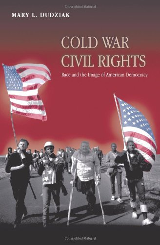 Cold War Civil Rights Race and the Image of American Democracy  2002 edition cover