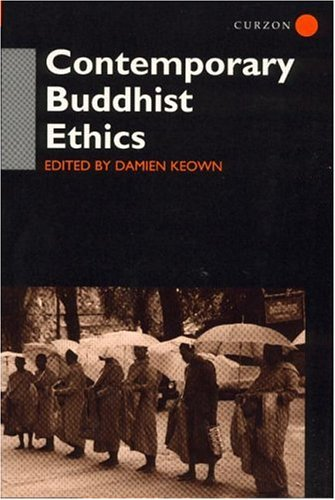 Contemporary Buddhist Ethics   2000 (Annotated) edition cover