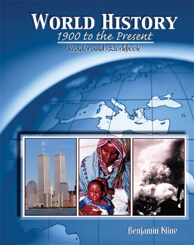 World History : 1900 to the Present Reader and Workbook Revised  9780757524134 Front Cover