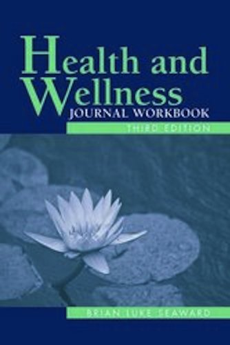 Health and Wellness Journal  3rd 2011 (Revised) edition cover