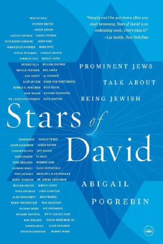 Stars of David Prominent Jews Talk about Being Jewish N/A edition cover