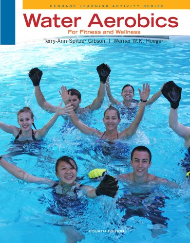 Water Aerobics for Fitness and Wellness  4th 2012 edition cover