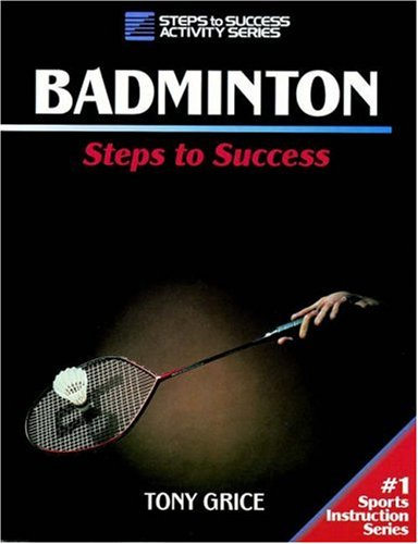 Badminton   1996 9780873226134 Front Cover