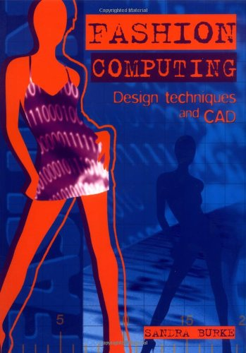 Fashion Computing Design Techniques and CAD  2006 edition cover
