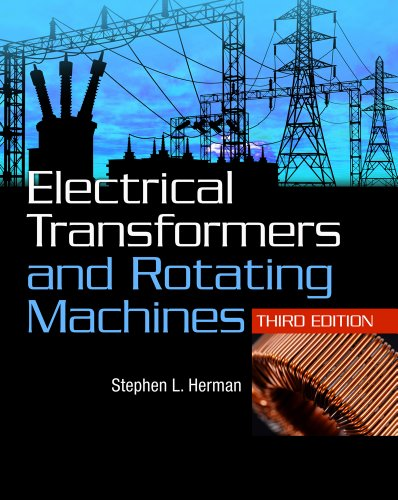 Electrical Transformers and Rotating Machines  3rd 2012 edition cover