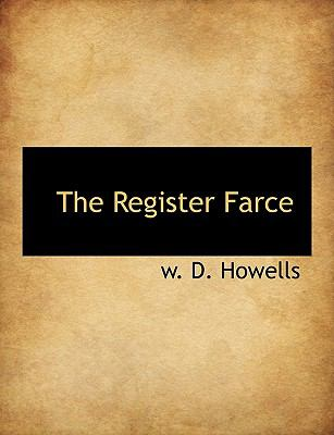 Register Farce N/A 9781115101134 Front Cover