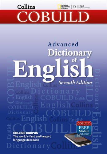 Advanced Dictionary of English  2nd 2013 9781133314134 Front Cover