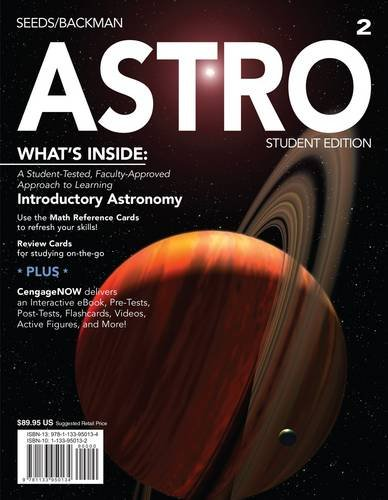 Astro2 + Cengagenow Printed Access Card:   2013 edition cover