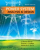Power System Analysis and Design:   2016 9781305632134 Front Cover