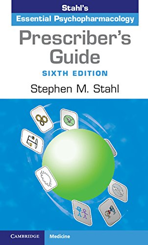 Prescriber's Guide Stahl's Essential Psychopharmacology 6th 2017 (Revised) 9781316618134 Front Cover