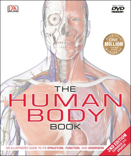 Human Body Book  2nd 2013 edition cover