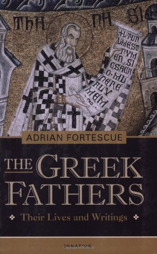 Greek Fathers Their Lives and Adventures  2007 edition cover