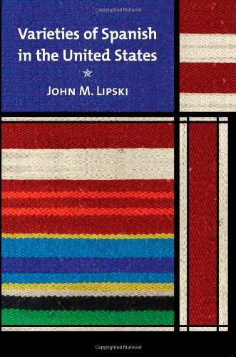Varieties of Spanish in the United States   2008 edition cover