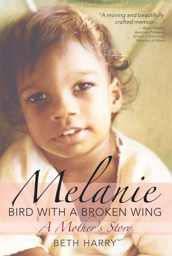 Melanie, Bird with a Broken Wing A Mother's Story  2010 edition cover
