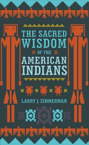 Sacred Wisdom of the American Indians   2011 edition cover