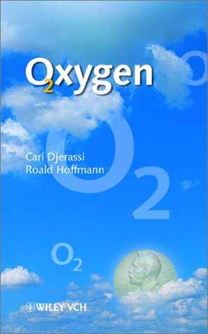 Oxygen A Play in 2 Acts  2001 edition cover