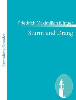 Sturm und Drang   2010 9783843057134 Front Cover