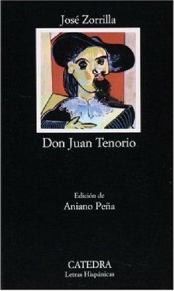 Don Juan Tenorio  19th 1998 edition cover